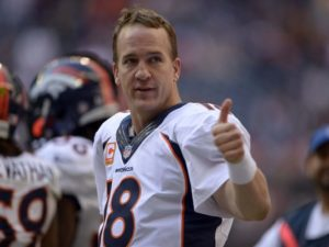 Broncos Wagering Odds
