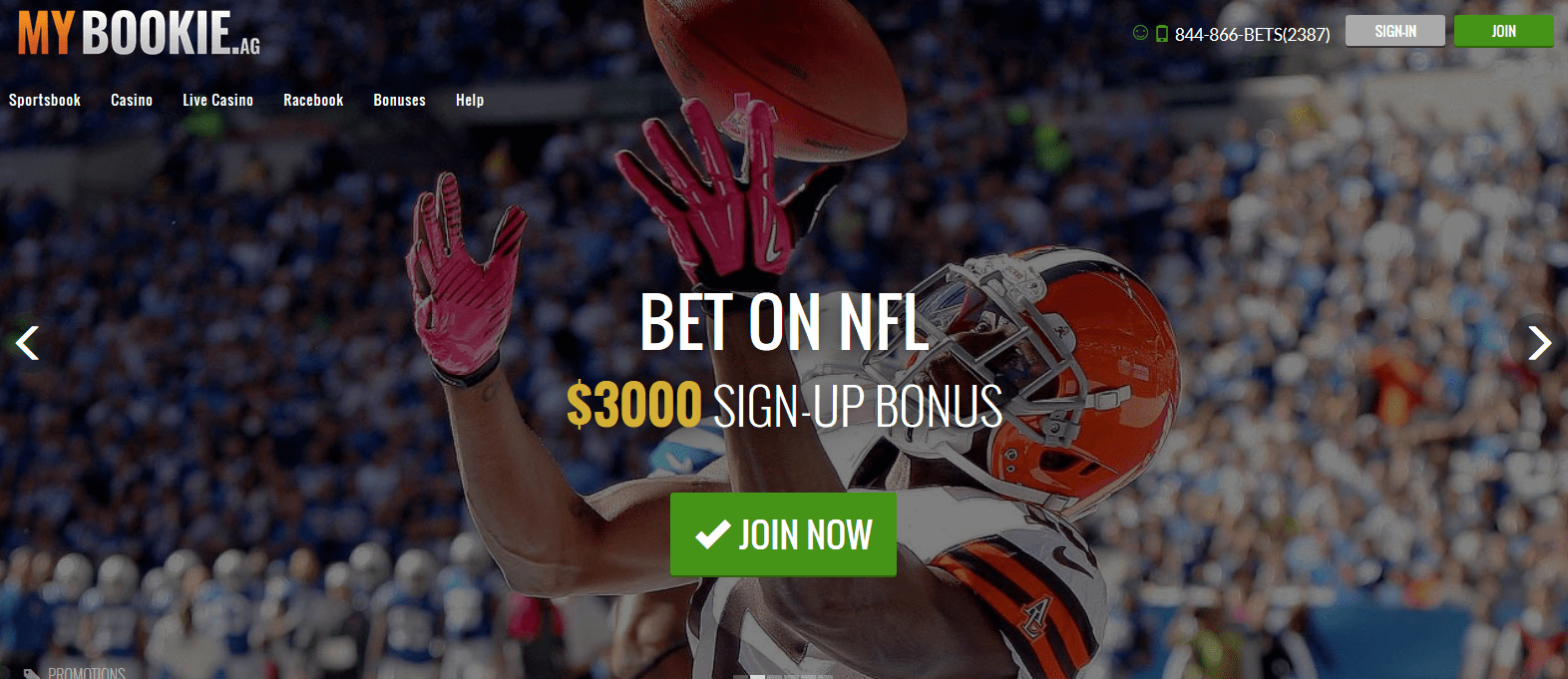 supper bowl online betting nfl online