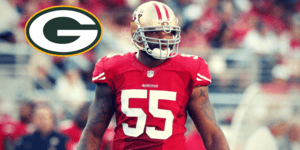 Ahmad Brooks Greenbay Packers