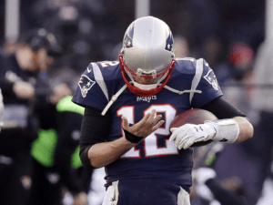 Brady Injury Superbowl Status