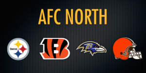 AFC North Chances to Win Superbowl