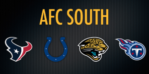 AFC South Betting Odds 2019