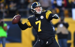 Ben Roethlisberger Steelers Week 5