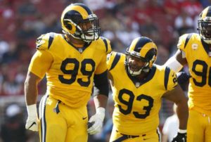 Los Angeles Rams NFL Playoffs
