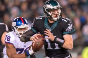 Week 6 Giants Eagles Betting