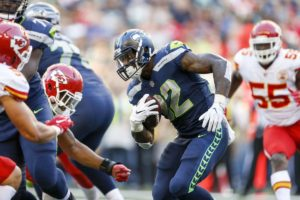 Chiefs At Seahawks NFL Week 16