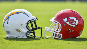 NFL Week 15 Chargers at Chiefs