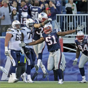 Read more about the article Chargers at Patriots