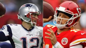 Patriots at Chiefs AFC Championship Game 2019 Odds