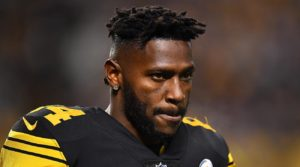 Pittsburgh Steelers Antonio Brown Trade