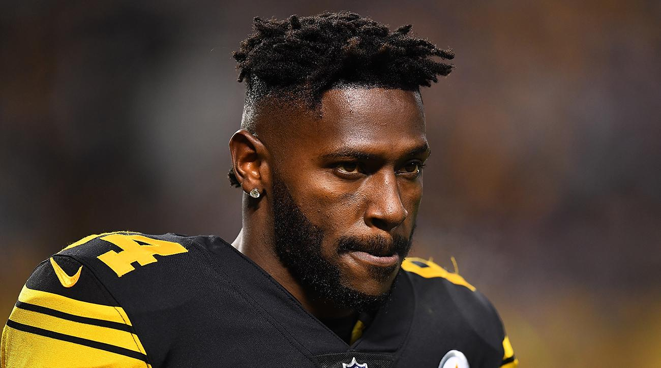 You are currently viewing Antonio Brown Met With Pittsburgh Steelers President