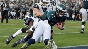 Carson Wentz Injury Philadelphia Eagles News