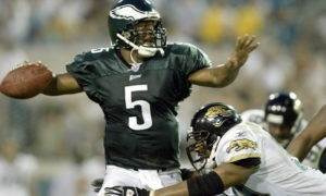 Donovan McNabb Hall of Fame