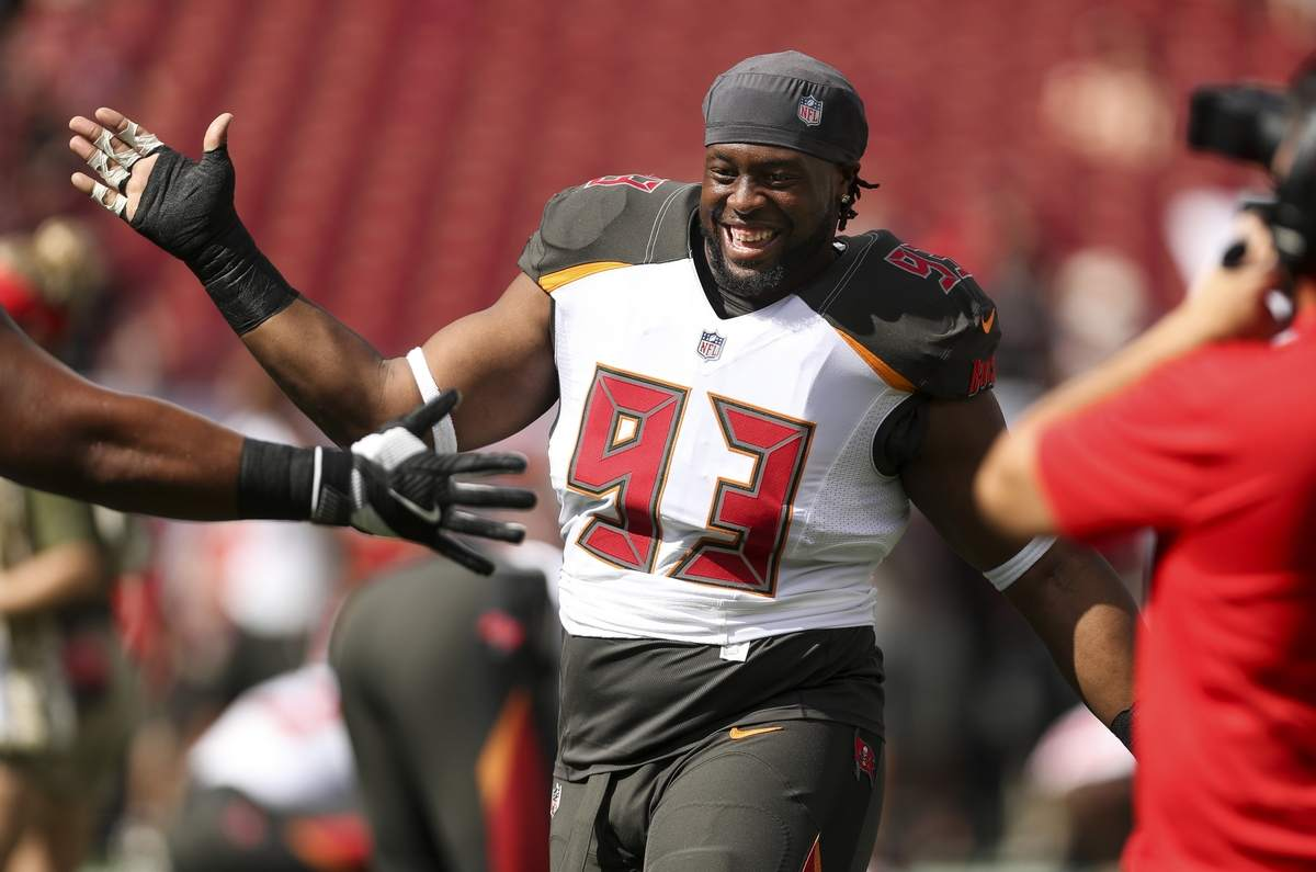 Read more about the article Tampa Bay's Gerald McCoy Responds To Critics