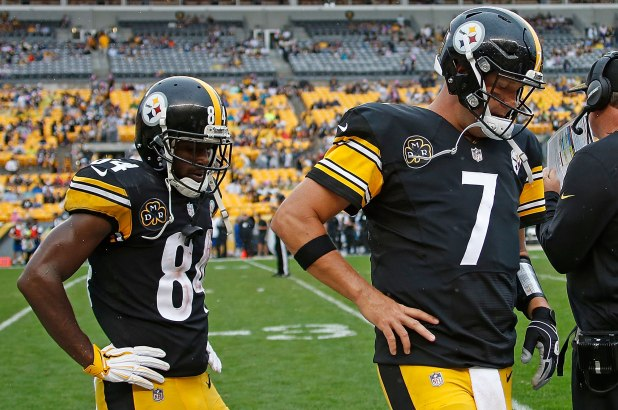Read more about the article Roethlisberger Says He Went Too Far With Antonio Brown