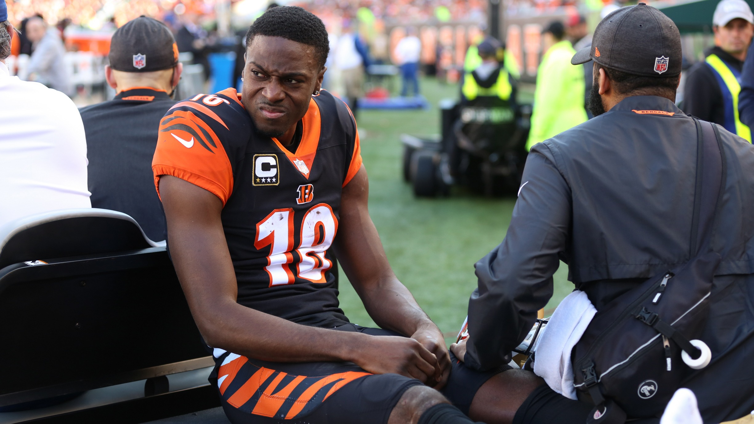 Read more about the article Bengals A.J. Green Likely To Miss Season Opener