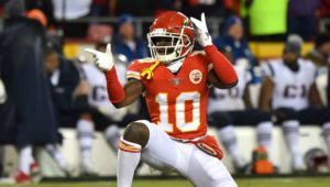 Read more about the article Tyreek Hill Makes First Comments Since Chiefs Return