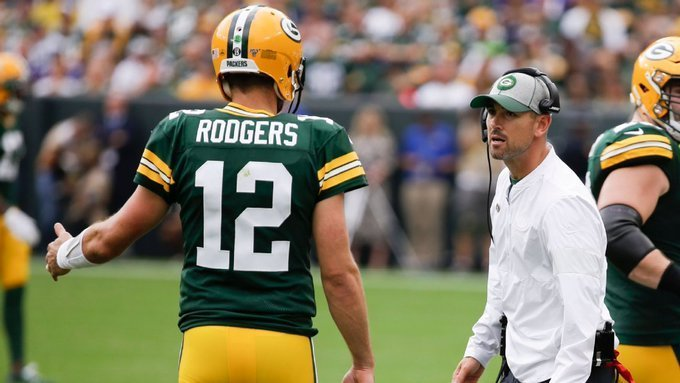 You are currently viewing Aaron Rodgers Exchange Downplayed Ahead of Week 3 NFL