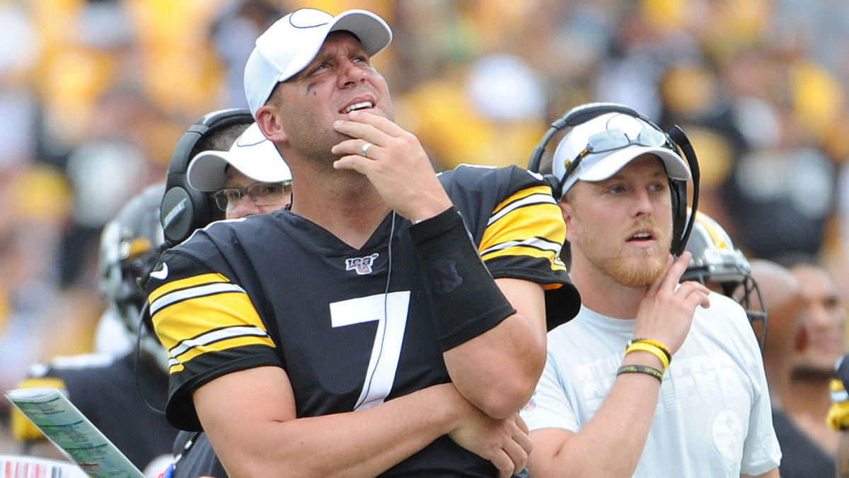 You are currently viewing Ben Roethlisberger Injury Out For 2020 Season