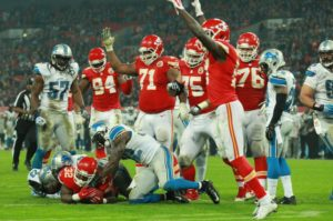 Chiefs at Lions Week 4 NFL