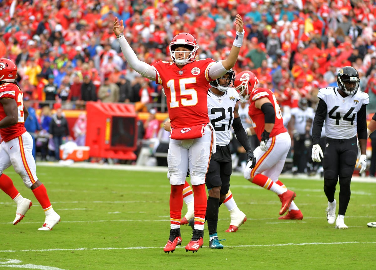 You are currently viewing Chiefs Vs Jaguars Week One