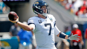 Read more about the article Jax Jaguars Lose Nick Foles Indefinitely