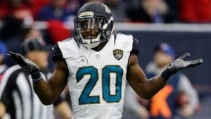 Read more about the article Jaguars Ramsey Misses Practice Calls In Sick