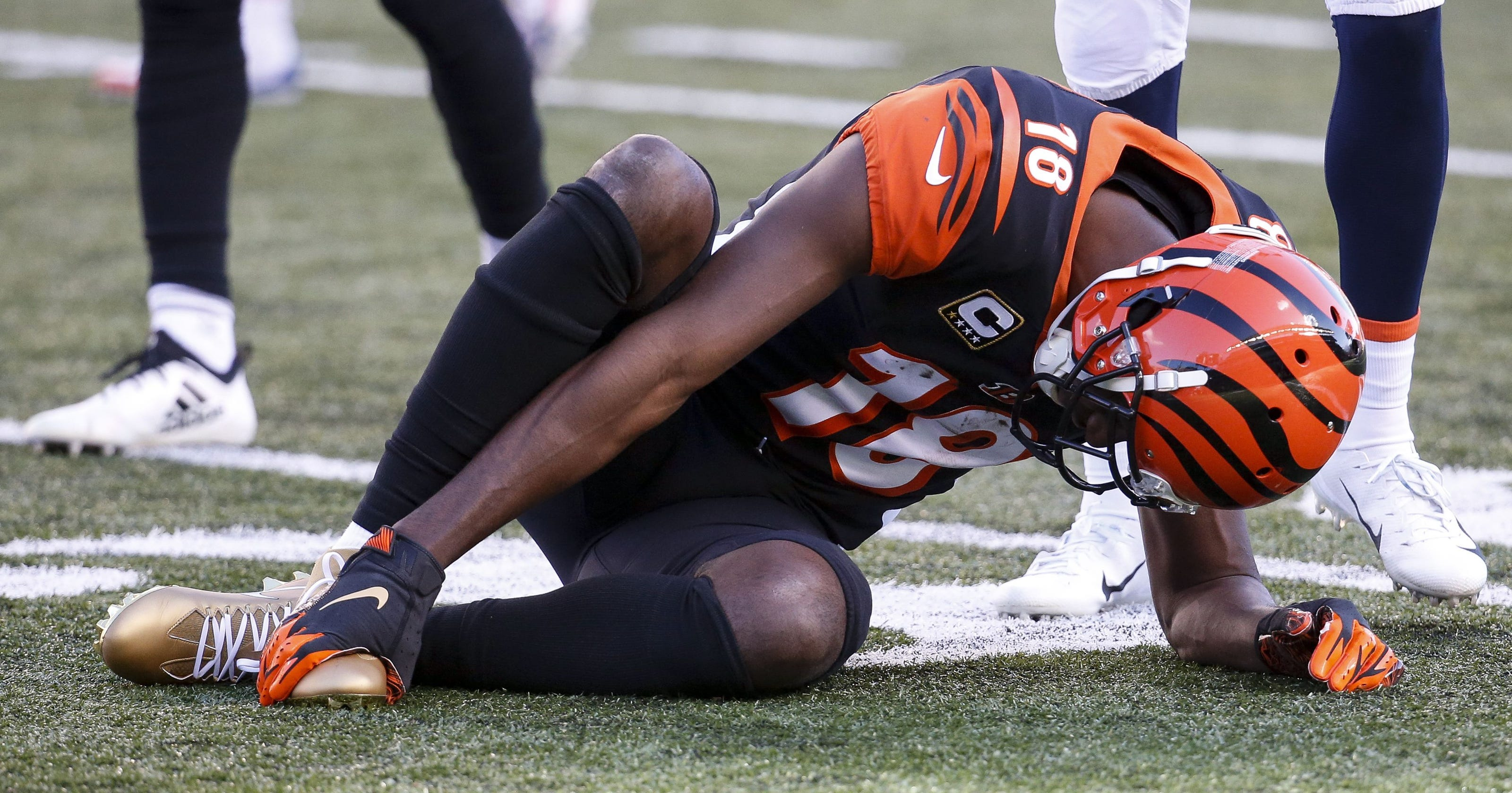 Read more about the article A.J. Green Return Despite Bengals Record