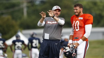 Read more about the article Chicago Bears Mitch Trubisky
