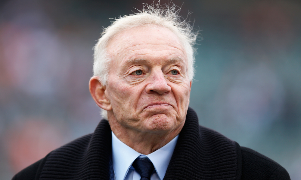 Read more about the article Jerry Jones Upset Over Cowboys Losing