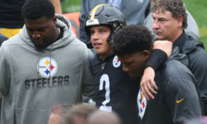 Read more about the article Mason Rudolph of the Steelers Back Home