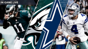 Read more about the article NFL Week 7 Eagles at Cowboys