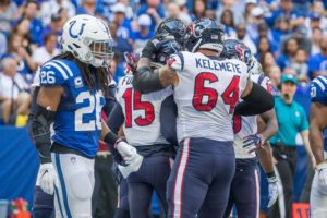 Texans at Colts Betting Lines
