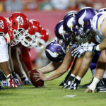 Vikings at Chiefs NFL Wagering Odds