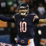 Chicago Bears Trubisky Rift
