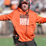 Freddie Kitchens Mayfield Browns