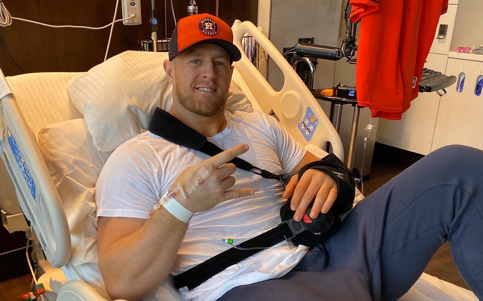 Read more about the article JJ Watt Injury Could Return To Texans