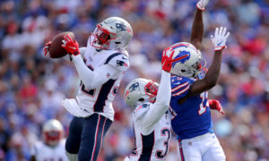 NFL Week 16 Bills at Patriots
