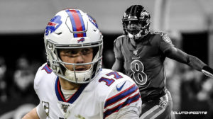 Ravens at Bills NFL Week 14