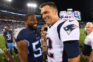 Read more about the article Titans Vs Patriots NFL Wildcard