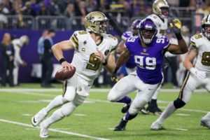 Read more about the article Vikings Vs Saints NFC Wildcard