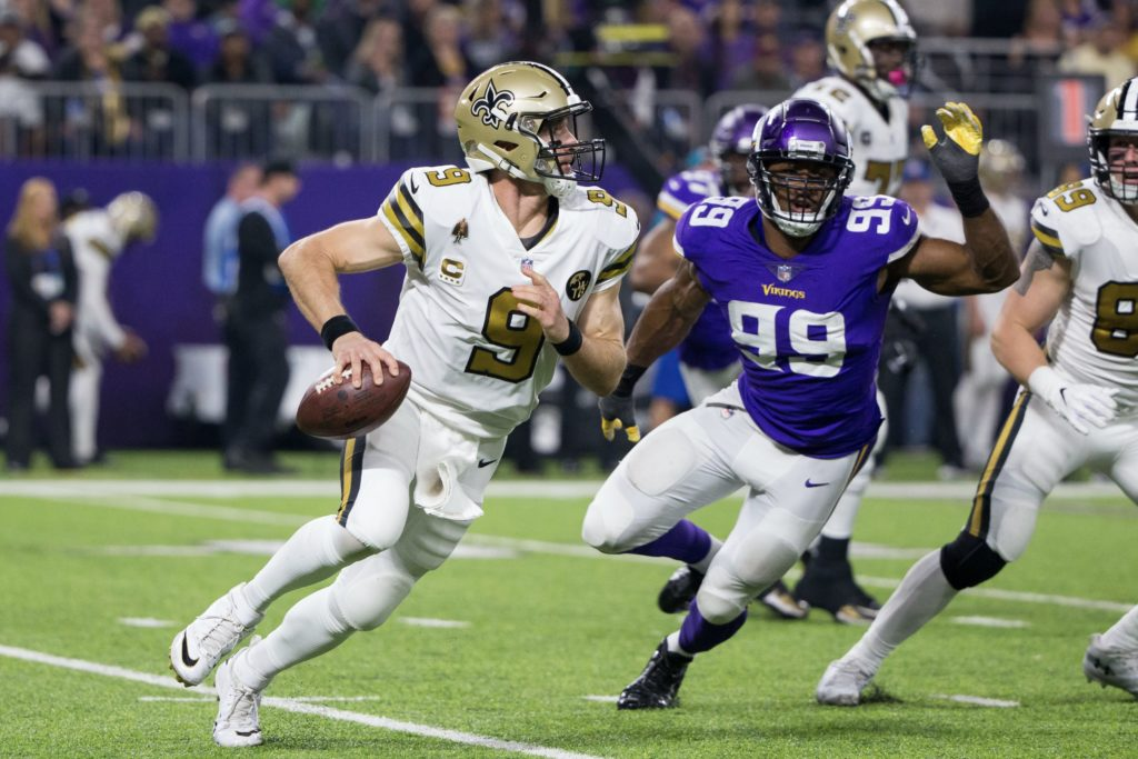 You are currently viewing Vikings Vs Saints NFC Wildcard