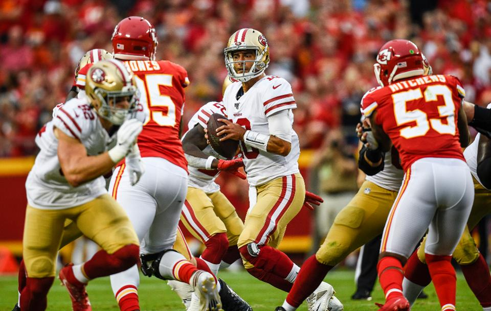 Read more about the article 49ers Chiefs Super Bowl Odds