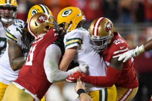 Packers Vs 49ers NFC Championship Odds