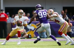 Vikings Vs 49ers NFL Playoffs 2020
