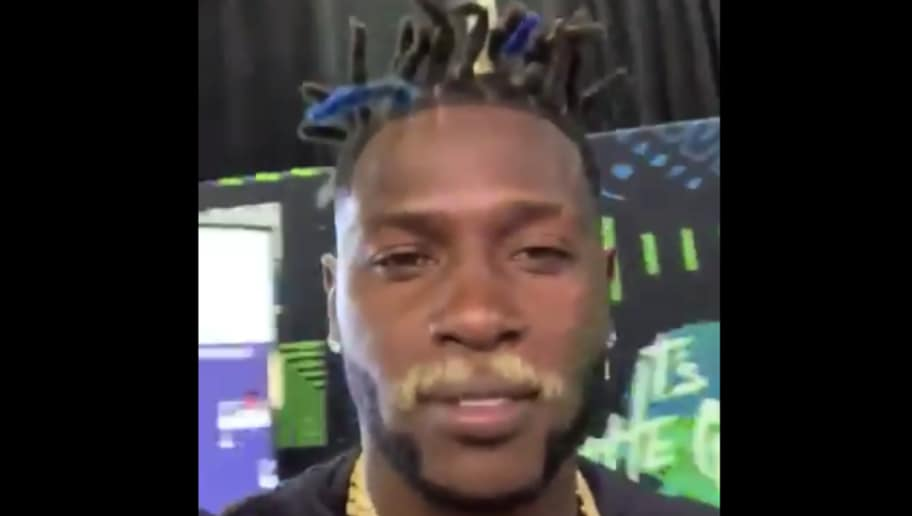 You are currently viewing Roger Goodell Worried About Antonio Brown Health