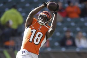 Franchise Tag A.J. Green