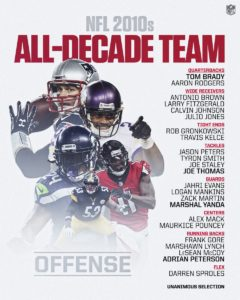 Read more about the article NFL All Decade Team