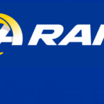 Rams New Logo Colors
