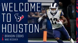 Read more about the article Brandin Cooks Says Being Traded Shows He Is Wanted